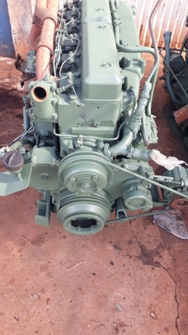 Motor Scania 112 - Foto 3