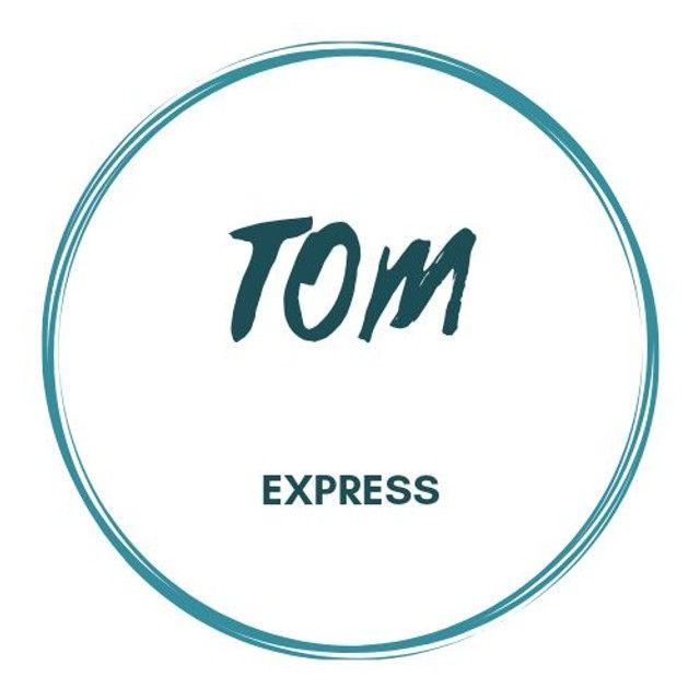 Tom Express motoboy
