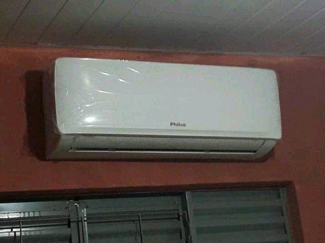 Retiradas ,instalação limpeza ar condicionado