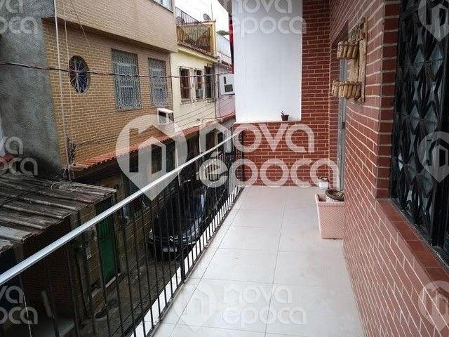 Casa de vila à venda com 2 dormitórios em Engenho de dentro, Rio de janeiro cod:ME2CV48229 - Foto 2