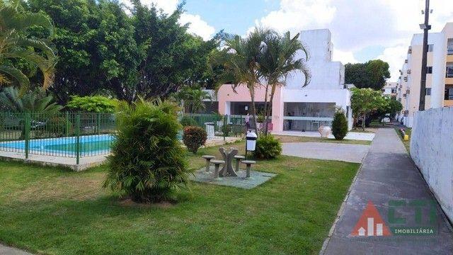 Apartamento com 2 dormitórios para alugar, 57 m² por R$ 950,00/mês - Iputinga - Recife/PE - Foto 12