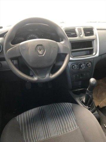 Renault Logan 1.0 12v Sce Authentique - Foto 7
