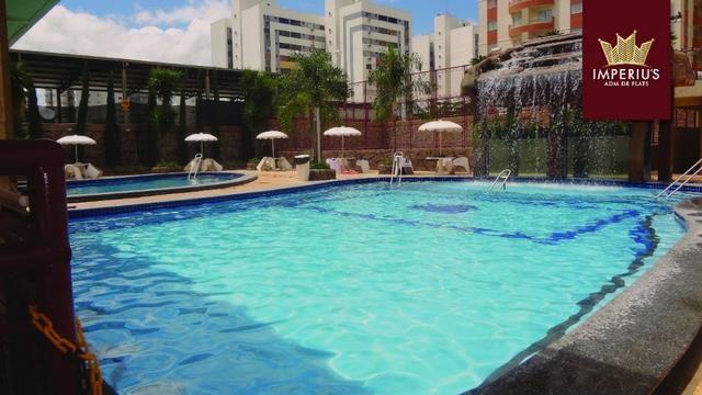 Millennium Thermas Residence, Apartamento com 03 Quartos, em Caldas Novas GO