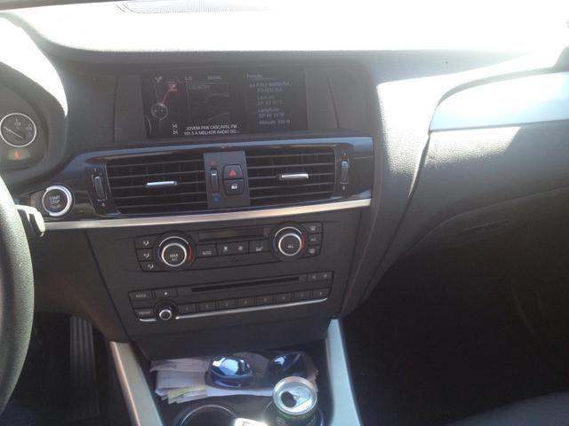 BMW X3 XDrive 2.0 Flex completa 2014 - Foto 14