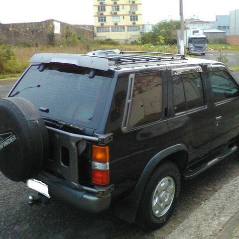 Vidro Tampa Traseira (vigia) p/ Nissan Pathfinder a partir 1992 / 1995 Instalado