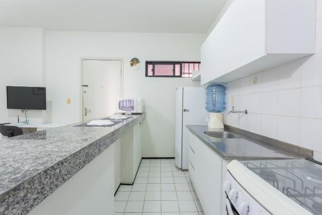 1 sala e quarto (mobiliado) lazer,próximo Giro e mar - Boa Viagem, - Foto 7