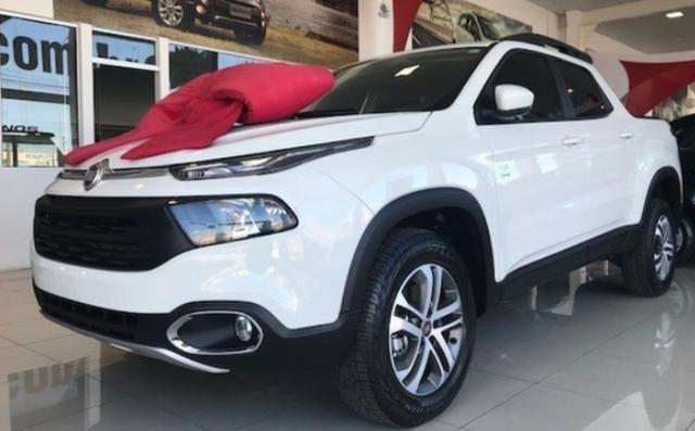 Fiat Toro Freedom 2.0 4x4 Aut 19/20 Com IPVA 2019 pago 0km