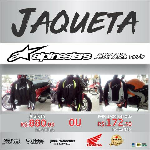 Motos Jaquetas Alpinestar