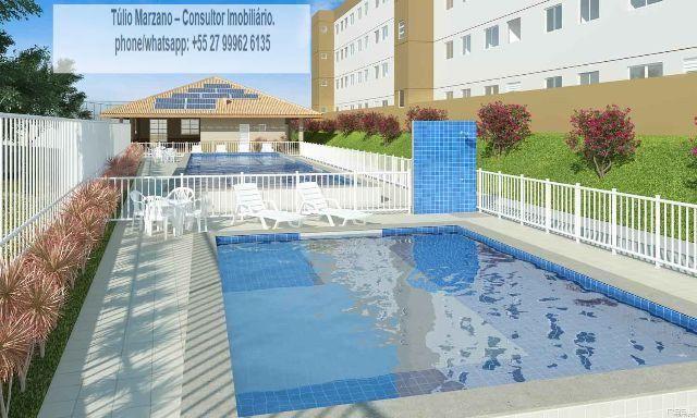 Apartamento 2 quartos lazer completo laranjeiras colina localidade whatsapp 27 9 9962 6135