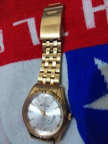 3eb320942c9 Relógio Seculus long life SATM