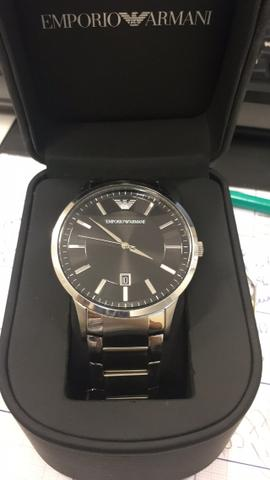 091497d8820 Relógio Armani Original - Com certificado - Estado de Novo ...