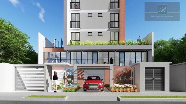 Apartamento com 1 dormitório à venda, 58 m² por R$ 289.425 - Santo Antônio - Joinville/SC - Foto 12