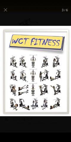d1ed80e71f801 Estacao de musculação WCT 80kg - Esportes e ginástica - Heliópolis ...