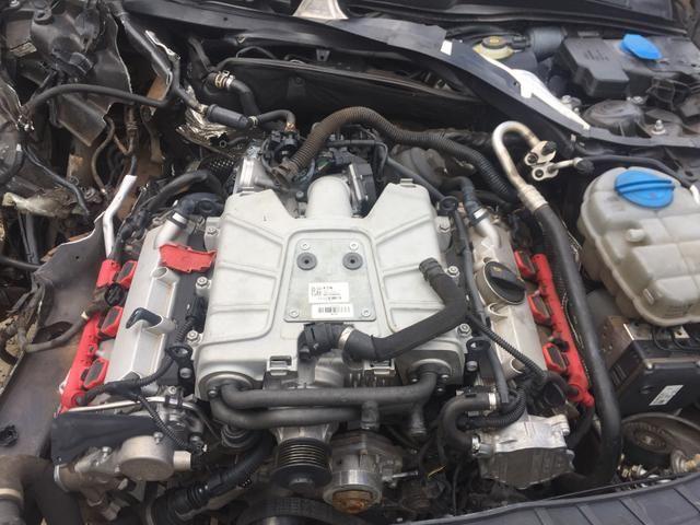 Sucata Audi A7 3.0T Quattro TFSI 2013 - Foto 6
