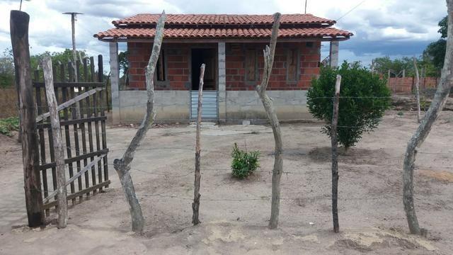 Casa na zona rural de irara a 5km da cidade
