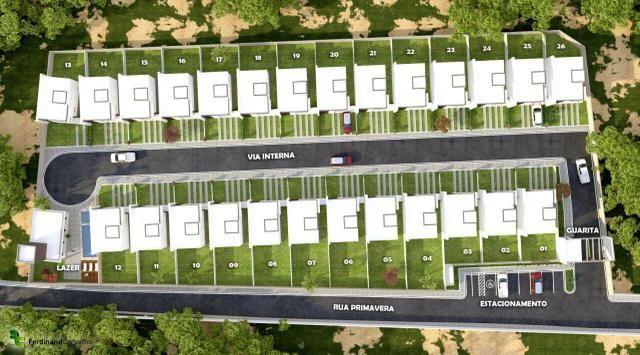 ST Casa duplex na planta - Foto 4