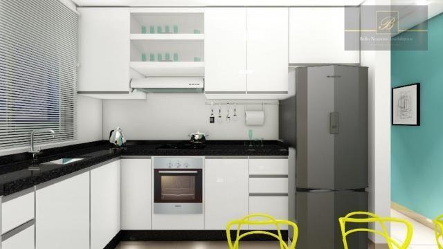 Apartamento com 1 dormitório à venda, 58 m² por R$ 289.425 - Santo Antônio - Joinville/SC - Foto 10