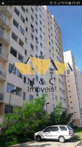 Apartamento à venda com 2 dormitórios em Rocha miranda, Rio de janeiro cod:MCAP20267 - Foto 11