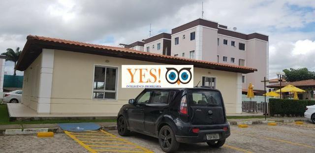 Apartamento 2/4 para Venda no Condomínio Solar Vile - SIM - Foto 3