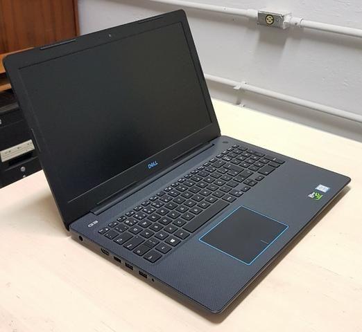 Notebook Dell G3 3579 i5 8300H GTX 1050 4 GB 8GB Ram