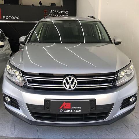 Volkswagen Tiguan 1.4 TSI 2017 - Apenas 17.000 Km - Impecável !!!
