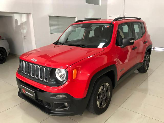 Jeep Renegate spot 2016 Automatico