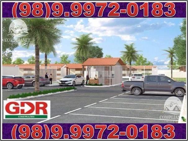 Condomínio Margareth Alencar 2! Casas 2 quartos à venda, Estrada de Ribamar - Foto 7