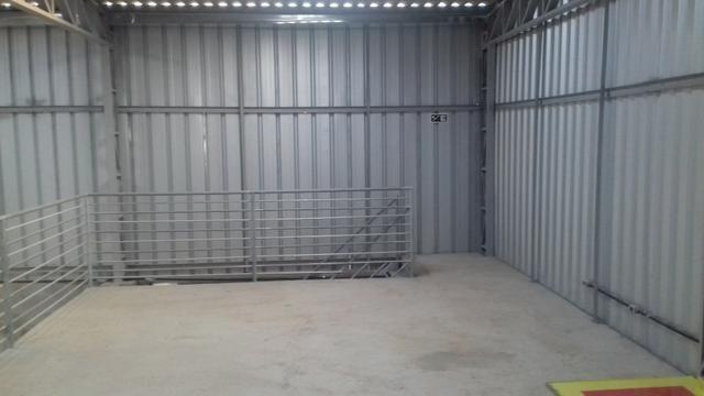 Vendo barracão 250m2. 350mil + 2.900, mensais - Foto 10