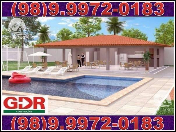 Condomínio Margareth Alencar 2! Casas 2 quartos à venda, Estrada de Ribamar - Foto 3