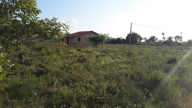 Vendo terreno com propriedade de 200m