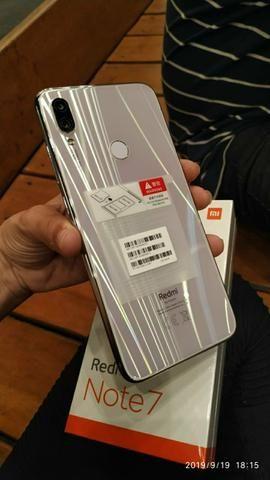 EDIÇÃO ESPECIAL - Xiaomi Note 7 64GB 4GB RAM LACRADO