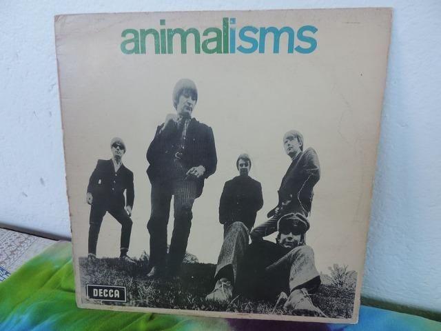 Lp The Animals - Animalisms - London 1966