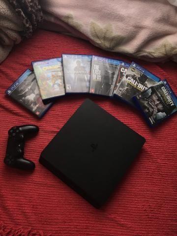 Vendo PS4 em perfeito estado - Foto 2