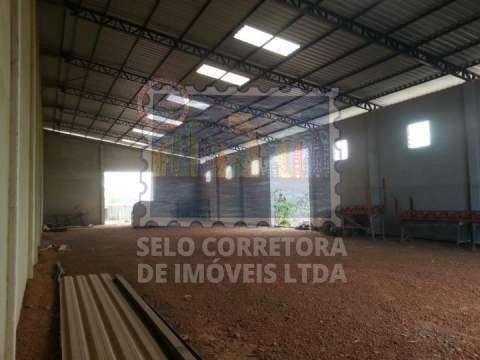 Excelente Barracão no Dristrito Industriario - Foto 17