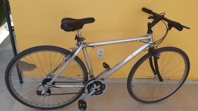 Bicicleta conservada e com nota - Foto 2