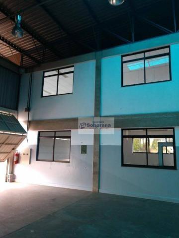 Barracão para alugar, 750 m² por R$ 15.000,00/mês - Terminal Intermodal de Cargas (TIC) -  - Foto 13
