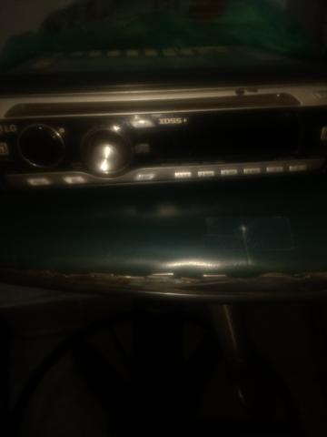 Venda de um rádio de carro sim novo - Foto 3