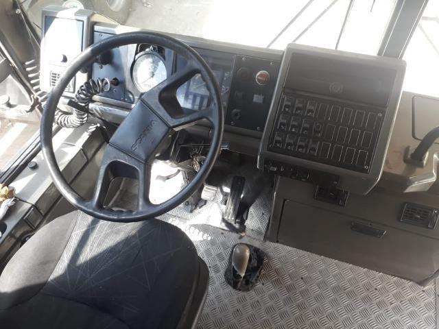 Ônibus busscar scania 113 - Foto 7