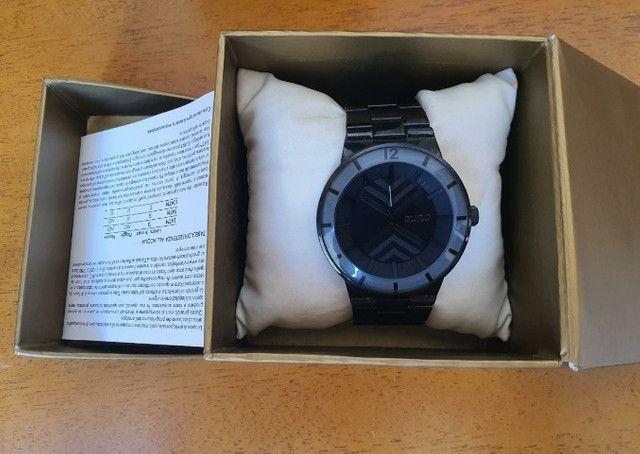 Relógio Euro - Black - EU2036LYS - Foto 3