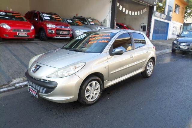 Peugeot 207 1.4 Xr Flex 5p 2011/2011 - Foto 3