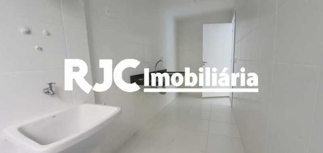 Apartamento à venda com 3 dormitórios em Vila isabel, Rio de janeiro cod:MBAP32983 - Foto 12