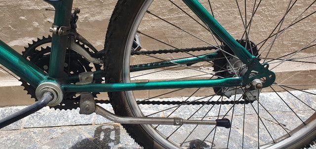 Bicicleta - aro 20 - semi-nova - marca zummi - oportunidade unica - Foto 6