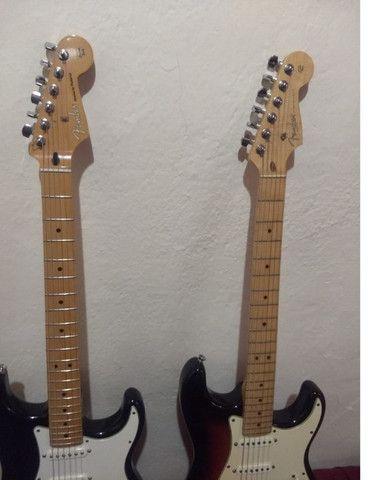 Fender Stratocaster Black By Roland Vg-5 - Foto 3