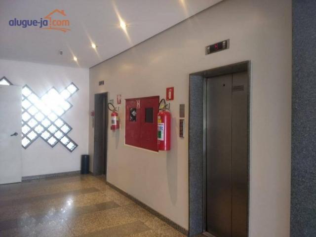 Sala para alugar, 196 m² por R$ 5.500,00/mês - Centro - São José dos Campos/SP - Foto 19
