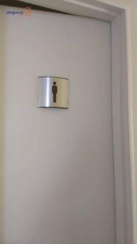 Sala para alugar, 196 m² por R$ 5.500,00/mês - Centro - São José dos Campos/SP - Foto 13