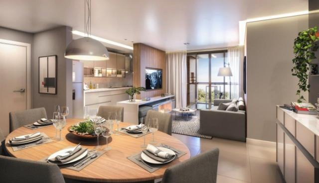 Apartamento à venda com 2 dormitórios em Centro, Curitiba cod:3193 - Foto 4