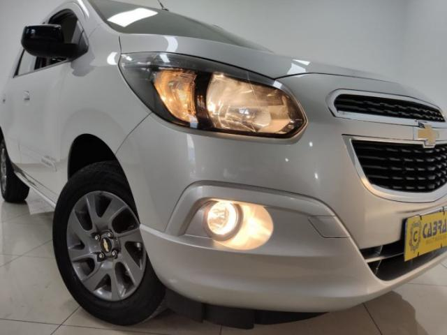 Chevrolet spin 2018 1.8 advantage 8v flex 4p automÁtico - Foto 2