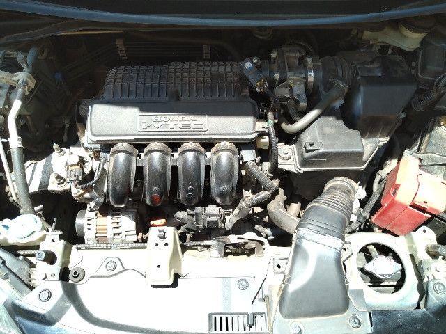 Honda Fit Exl 2015 Automático - Foto 6