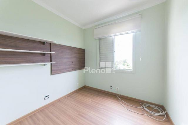 Apartamento com 3 dormitórios à venda, 132 m² por R$ 545.000,00 - Jardim Nova Europa - Cam - Foto 16