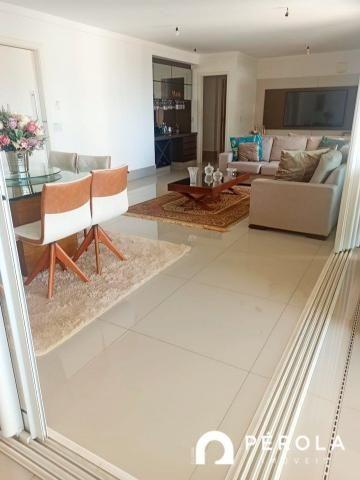 Apartamento à venda com 3 dormitórios em Setor marista, Goiânia cod:V5268 - Foto 3